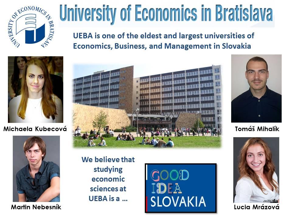 (1958) graduated from the faculty of economics at the university of ljubljana, slovenia (phd degree 1993)