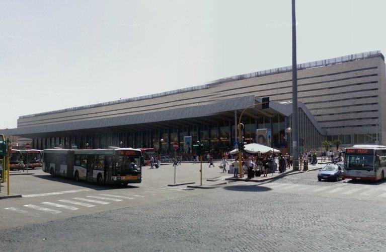 Termini-railway-station