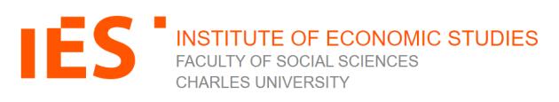 IES Charles University